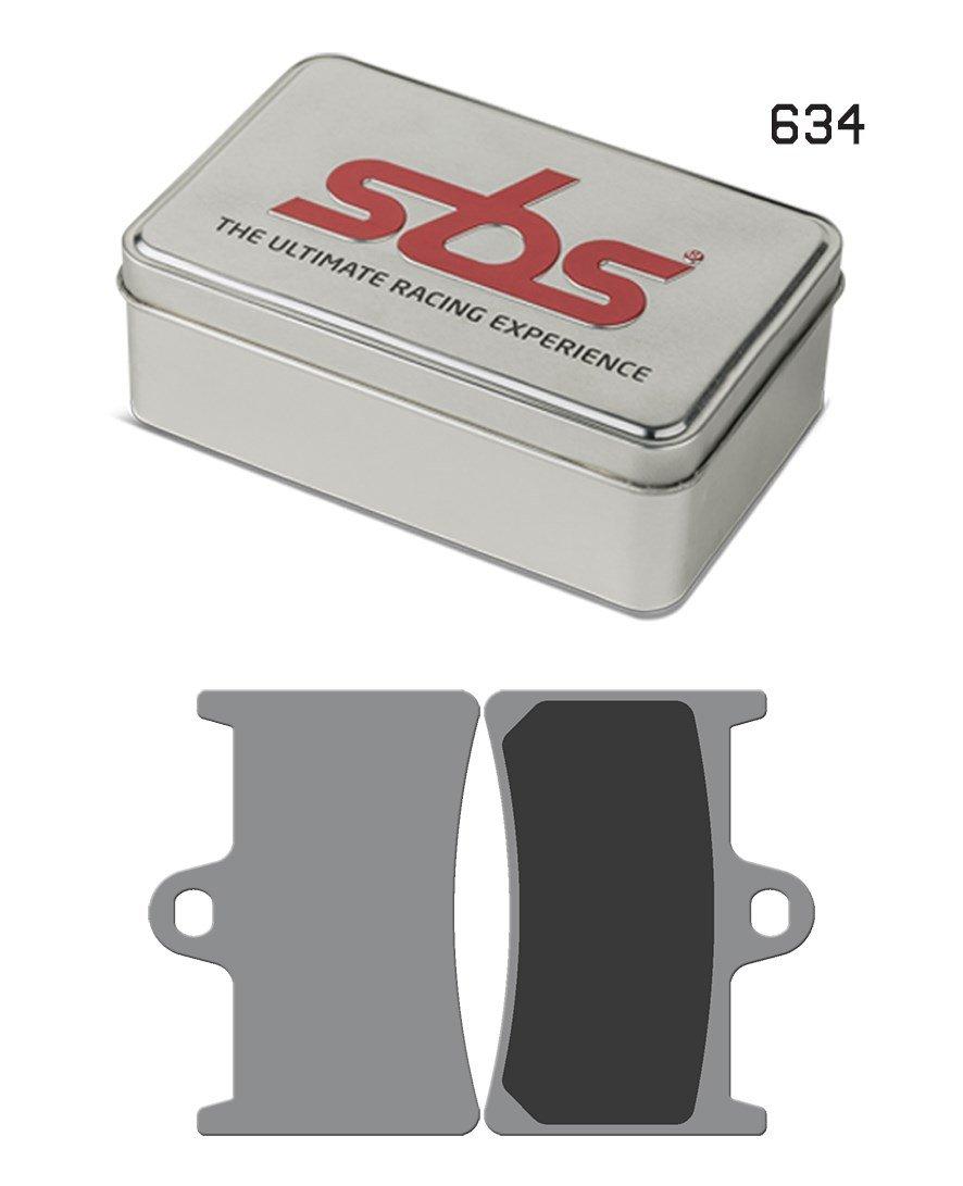SBS DUAL SINTER RACING BRAKE PADS WSBK SPEC