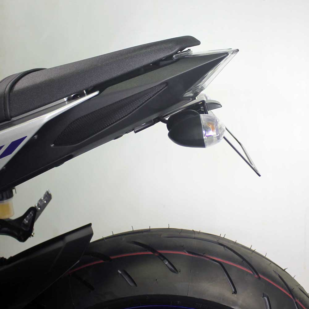 MT-09 17-20 MT09SP 17-20 (Black Oggy Fender Eliminator)