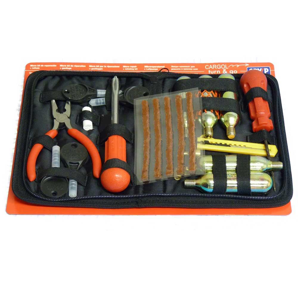 GRYYP REPAIR COMBO KIT LGE (4 Cargol Plugs + Ropes and Tools)
