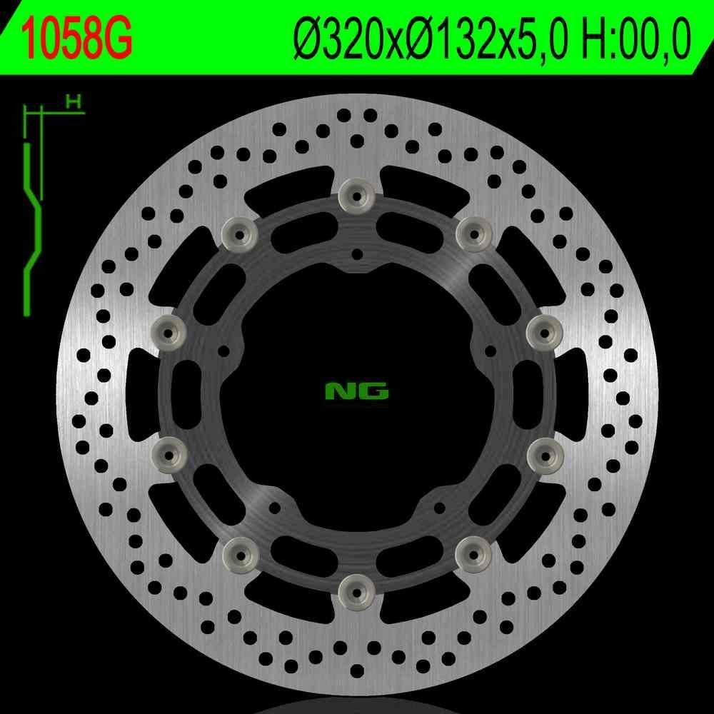 NG Premium Floating Rotor Race
