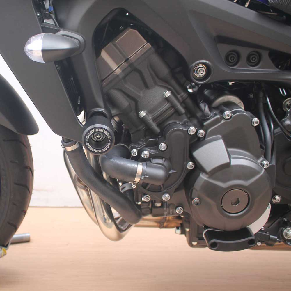 MT-09 17-20 & MT-09SP 17-20 (Black frame slider kit; case saver included)