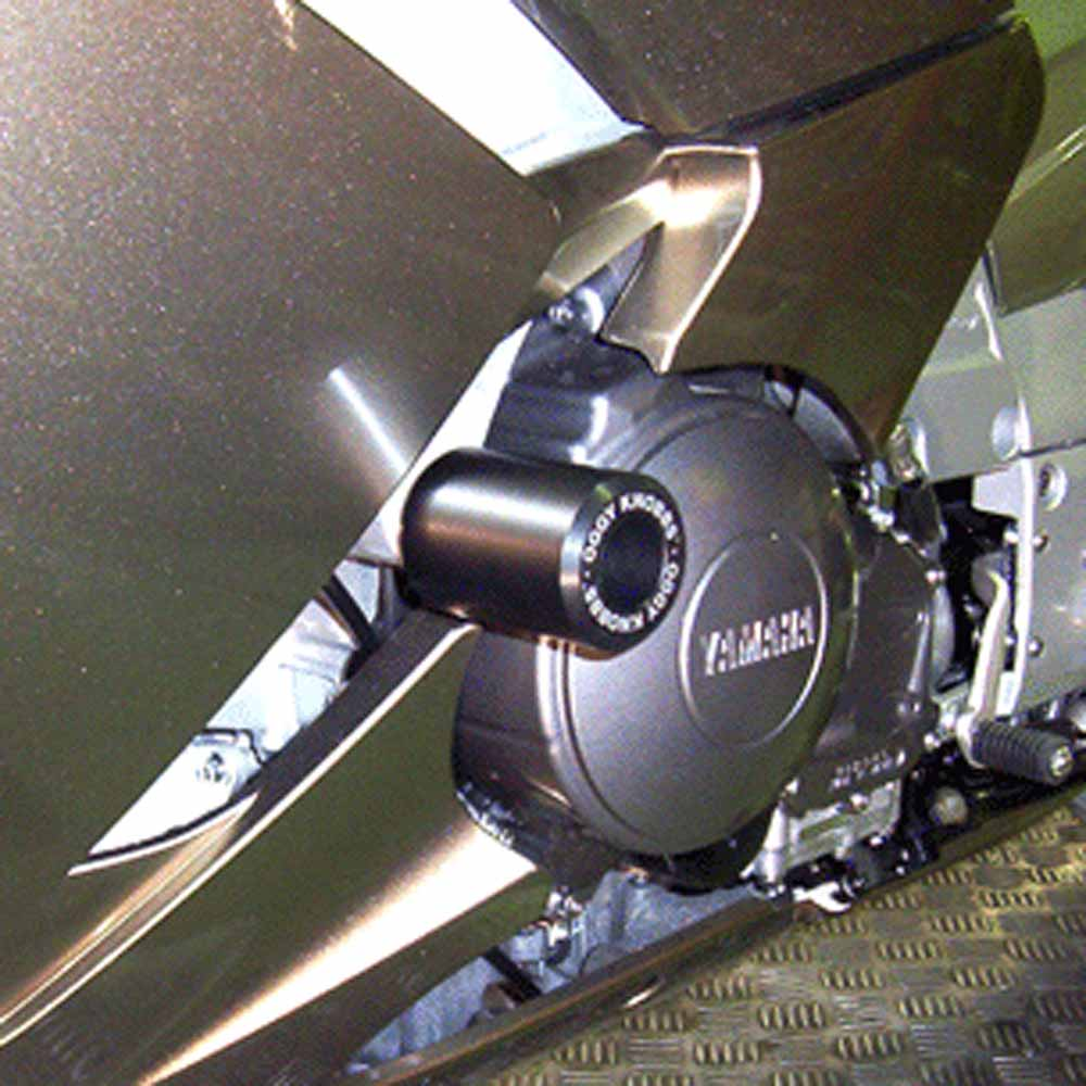 FJR 1300A 06-12 (Black frame slider kit)