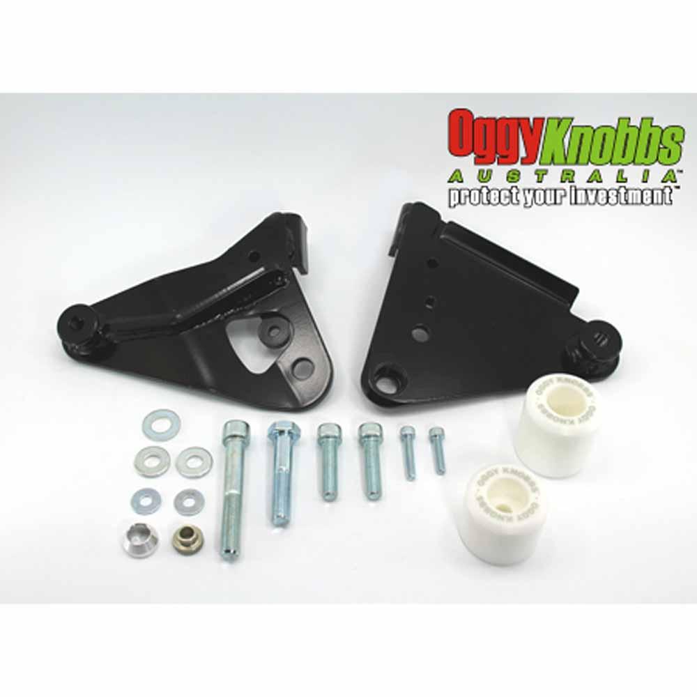 R1 09-14 (White frame slider kit; NO CUT)