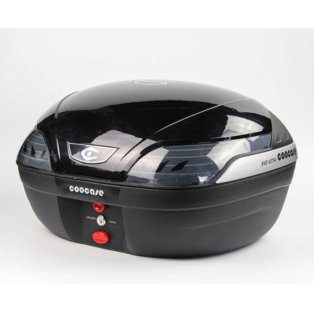 ASTRA Basic 48L Black w/Clear Reflector