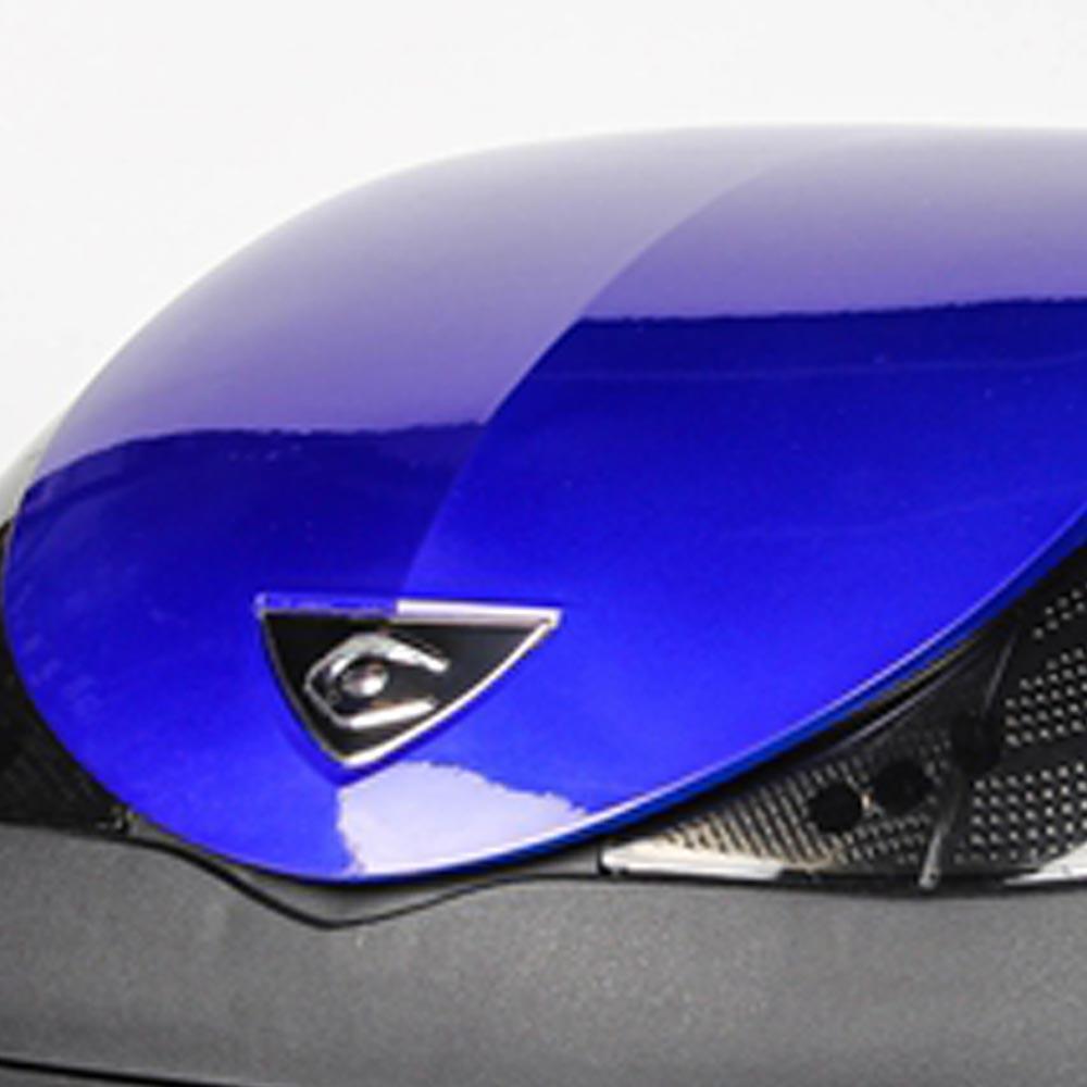 V36-Lid Panel Gloss Blue PU5859
