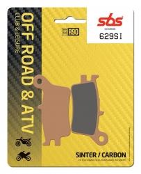 SBS SINTERED BRAKE PADS OFF ROAD FR-RR
