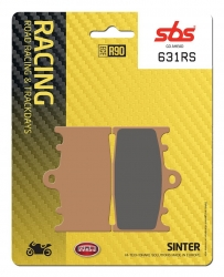 SBS RACING BRAKE PADS SINTER RACE FRONT
