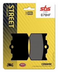 SBS ORGANIC BRAKE PADS
