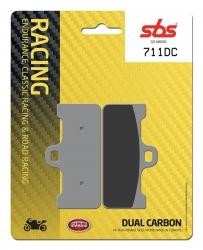 SBS DUAL CARBON RACING BRAKE FRONT