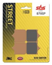 SBS STREET PERFORMANCE EVO SP PADS