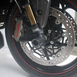 SPEED TRIPLE 18-19 Axle Oggys Front