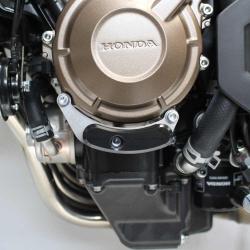 OGGY CASE SAVER HONDA CB650F 14-20 (Black Knobb)