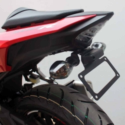 CBR500R 16-19 (Black Oggy Fender Eliminator)