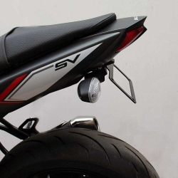 SV650 16-20 & SV650X 18-20(Black Oggy Fender Eliminator)