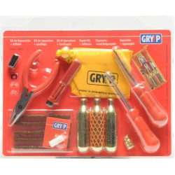 EMERGENCY TYRE REPAIR KIT LGE