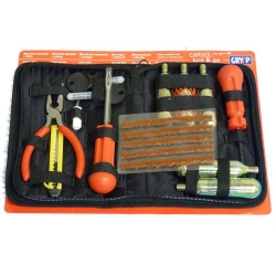 GRYYP REPAIR COMBO KIT SML (2 Cargol Plugs + Ropes and Tools