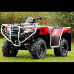 TRX420 FOURTRAX 15-17 IRS BULLBAR GALV