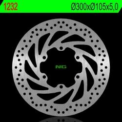 NG Premium Brake Rotor F650 ABS MODELS
