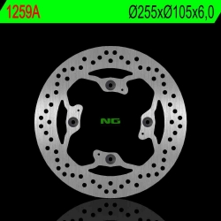 NG Premium Brake Rotor Sprint 1050 ABS (use NG1707)