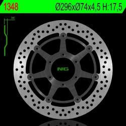 NG Premium Brake Rotor Oem (do not use never works try 1533)