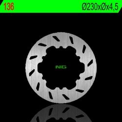 NG Premium Brake Rotor Wave Type