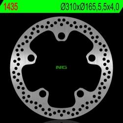 NG Premium Brake Rotor NLA use 107