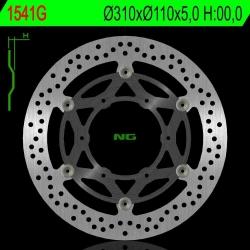NG Premium Brake Rotor Alloy Centre