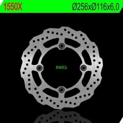 NG Premium Brake Rotor Wave Oem Replacement