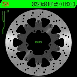 NG Premium Brake Rotor 320mm Rotor only