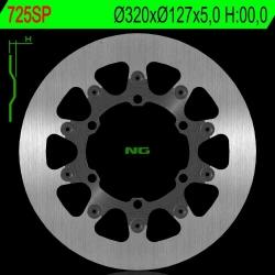 NG PremiumBrake Rot 320mm NON Vented