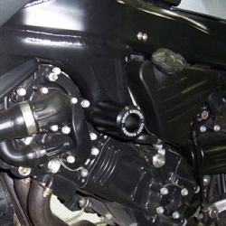 K1200R K1300R 05-18 (Black frame slider kit)