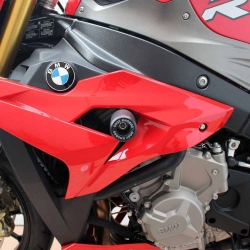 S1000R Naked 14-16 (Black frame slider kit)