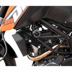 200 DUKE 12-19 (Black frame slider kit)