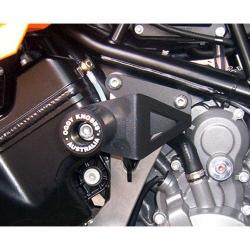990 SUPERDUKE 05-10 (Black frame slider kit)