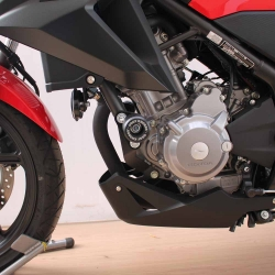 CB300F 14-17 (Black frame slider kit)