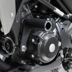 CB300R 18-19 (Black frame slider kit) - Click for more info