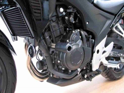 CB500F CB500X 13-19 (Black frame slider kit)