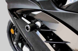 NINJA 300 12-17 (Black frame slider kit)