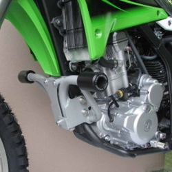 KLX250 S & SF 10-12 (Black frame slider kit)