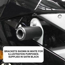 NINJA 650RL 09-11 (Black frame slider kit)