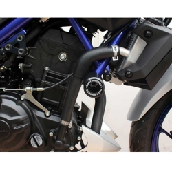 MT-03 15-20 (Black frame slider kit)