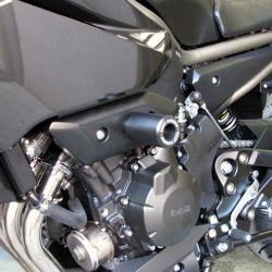 XJ6N XJ6S 09-17 (Black frame slider kit)