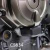 MT-07, TRACER 700 & XSR700 14-20 (Blk slider kit; Steel bkts & case saver inc)