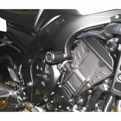 FZ1N 06-17 (Black frame slider kit)