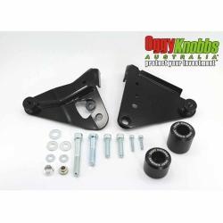 R1 09-14 (Black frame slider kit; NO CUT)