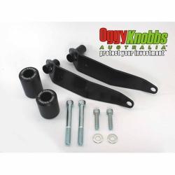 SPEED TRIPLE 99-07 (Black frame slider kit)