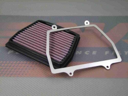 DORSODURO 1200 CAPANORD 1200 13-17 STAGE 2  AIR BOX FILTER & COVER