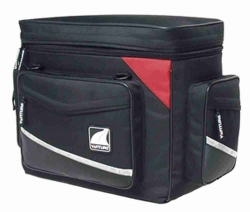 44-56 LTR EXPANDABLE PACK BLK RALLY EURO III - Click for more info
