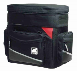 44-56 LTR EXPANDABLE PACK BLK RALLY EURO III