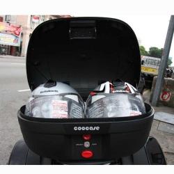 ASTRA Basic 48L Silver w/Smoke Reflector